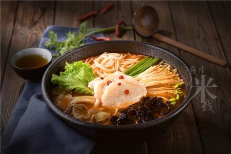 重庆火锅米线味道如何