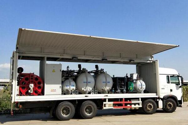 油田換油設備