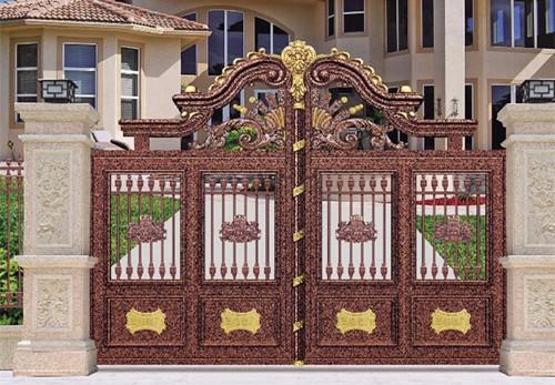 别墅大门设计
