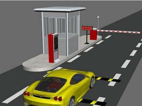 智能车牌识别系统