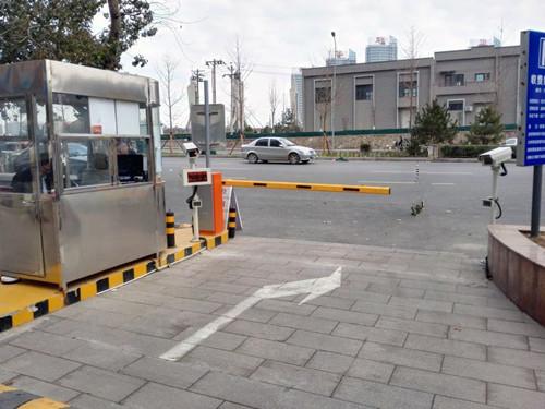 武汉车牌识别停车场系统