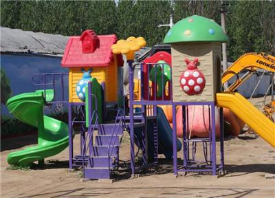 广州儿童幼儿园滑梯