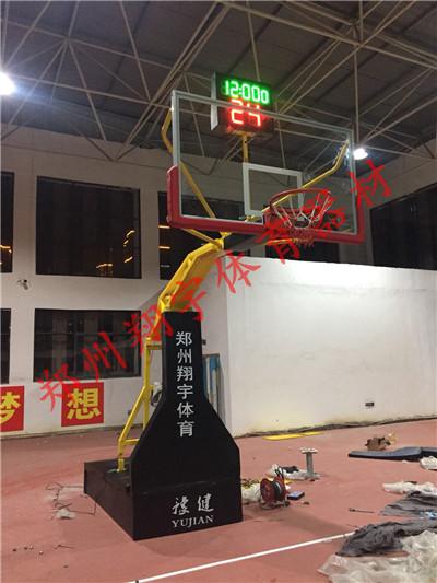 电动液压篮球架厂家