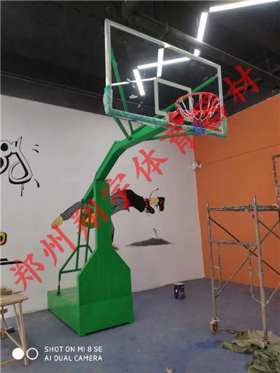 固定篮球架生产厂家