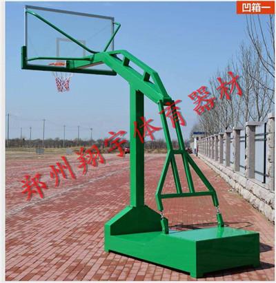 小型移动式篮球架