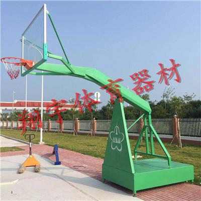河南固定篮球架厂家