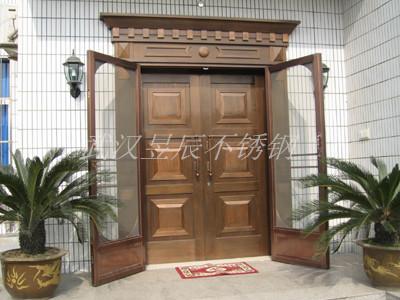 订做别墅铜门