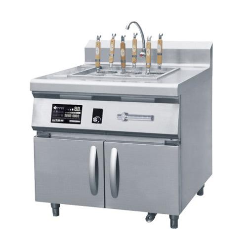 电磁煮面炉