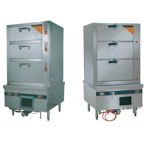 海鲜蒸柜(燃油/燃气)