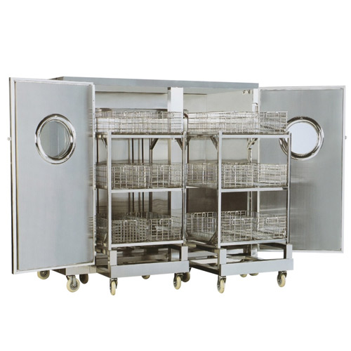 不锈钢食具消毒柜