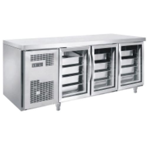 卧式工作台冰箱(冷藏)