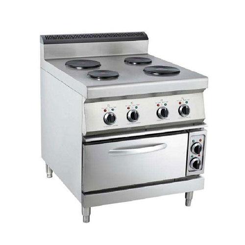 柜式电煮食炉(方板)