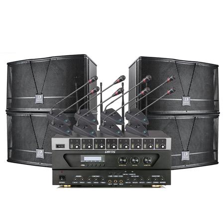 無線會議音箱系統