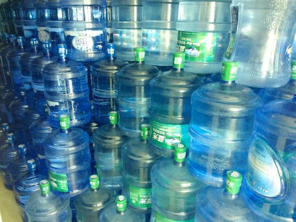 成都桶装水价格