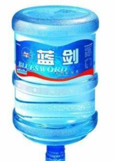 蓝剑桶装水配送