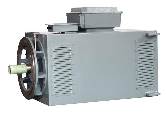 钢板机座高压电动机(IP23)