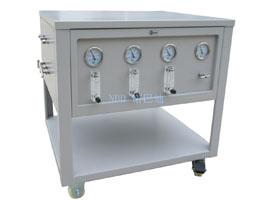 三路浮子气体配比器
