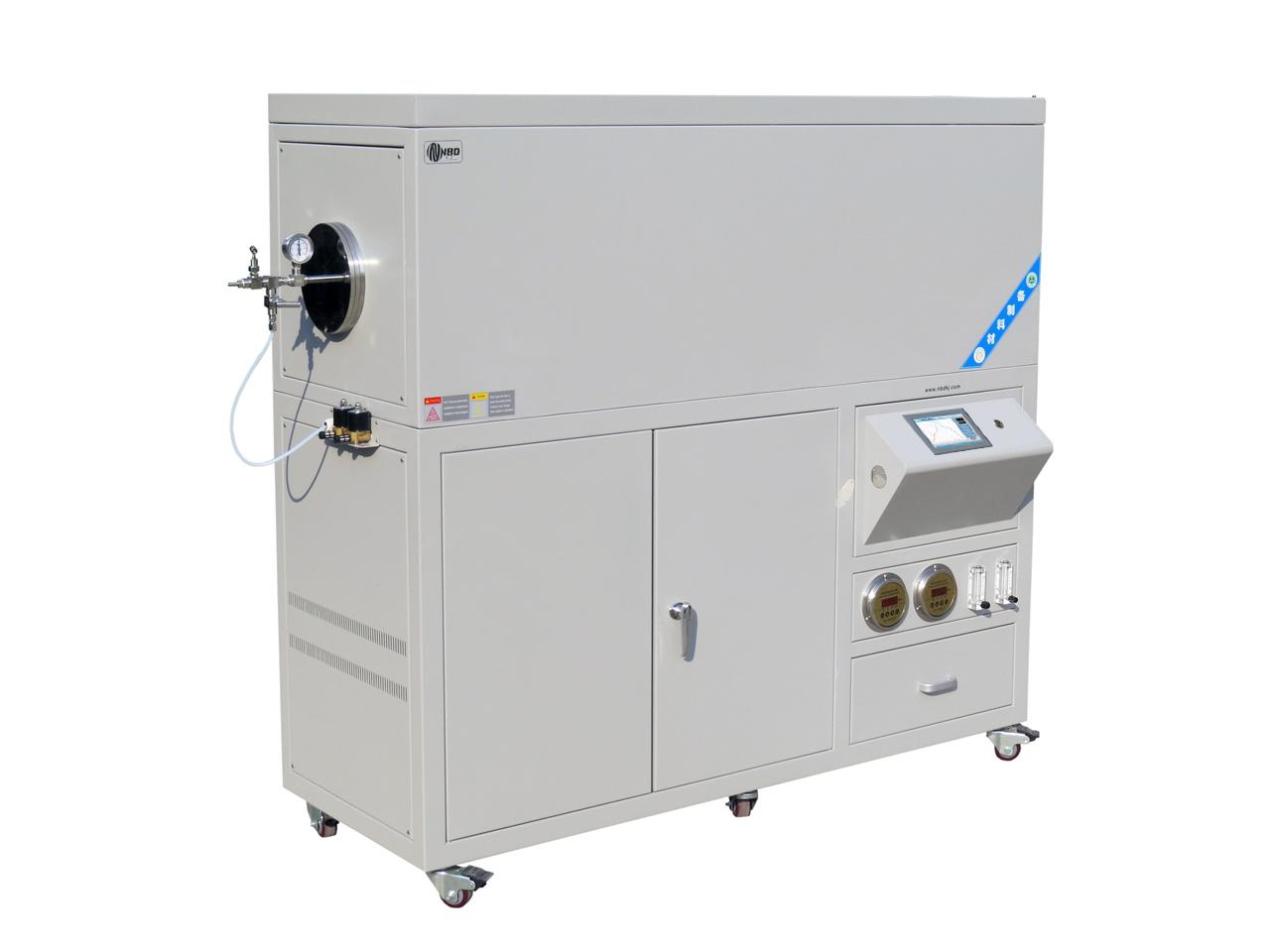 1500℃高温保护气氛箱式实验电炉