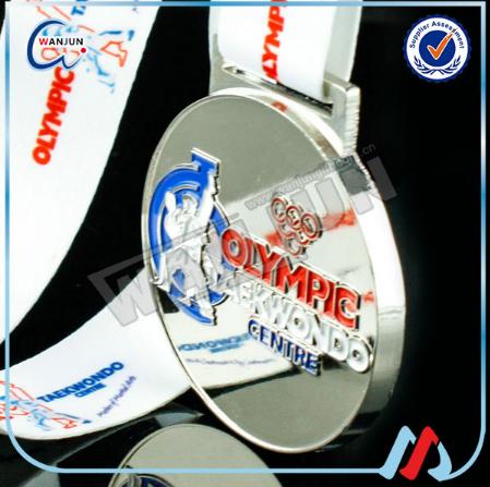 体育金属定制奖牌