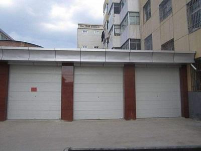 遥控车库门安装