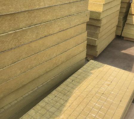 钢网岩棉板