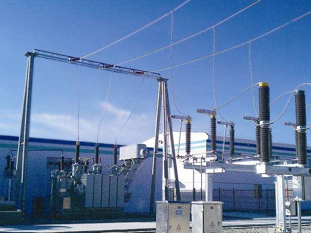 青海省海北藏族自治州110千伏汇集站光伏输变电工程项目