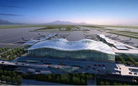 乌鲁木齐国际机场项目