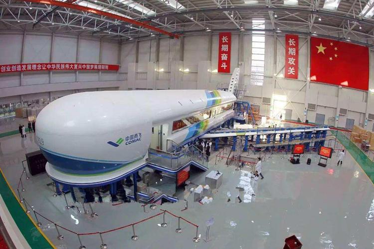 上海飞机设计研究院项目