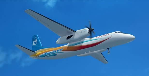 西安飞机制造公司项目