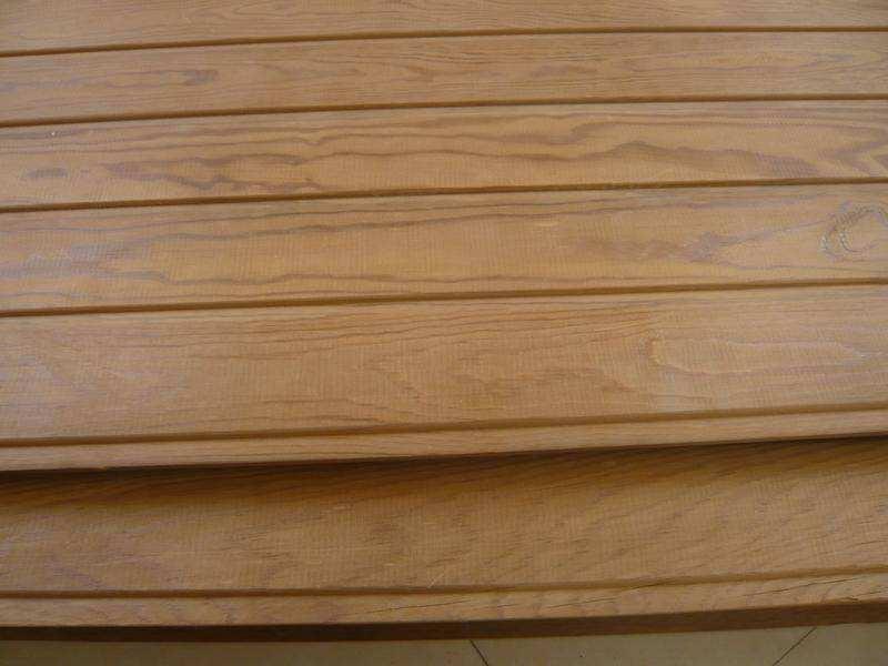 河南防腐碳化木地板