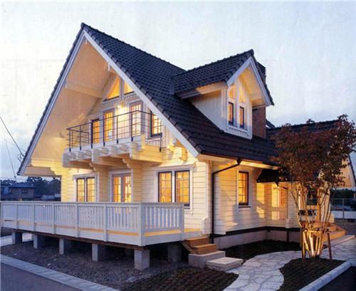 河南木屋�e墅建造
