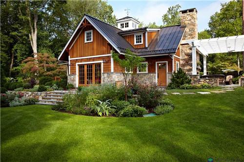 河南木屋别墅设计