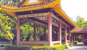 郑州古建凉亭