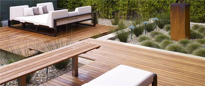 河南室外防腐木地板