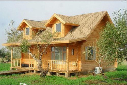 西安防腐木木屋
