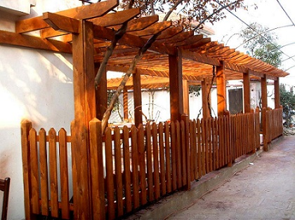 郑州木屋建造