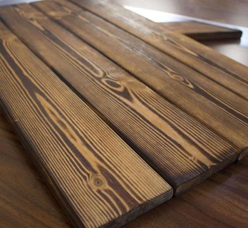 河南碳化木批发
