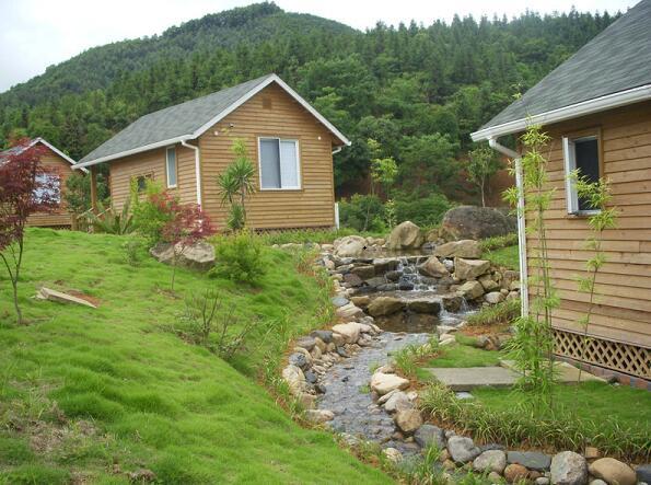 别墅木屋专业施工