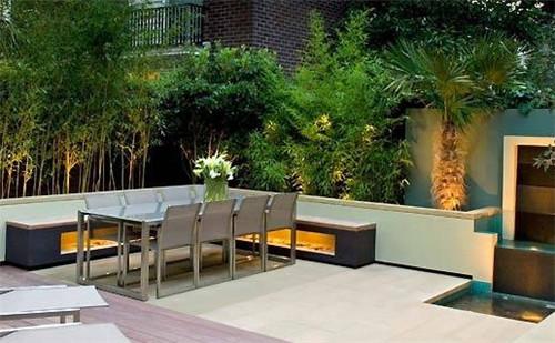 武漢私家花園設計公司
