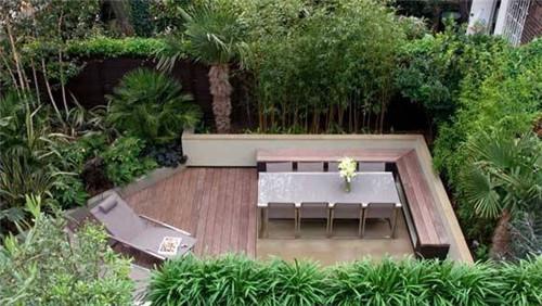 私家别墅花园