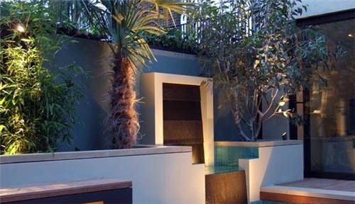 武汉私家花园设计施工
