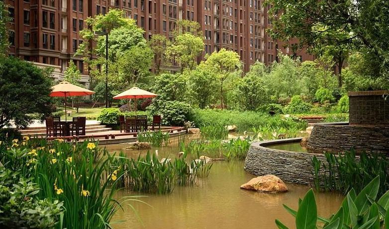 景觀園林綠化