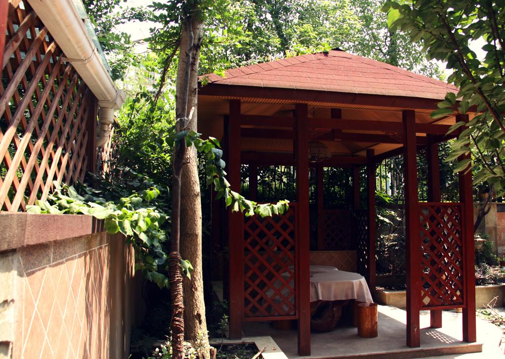 私人别墅花园设计