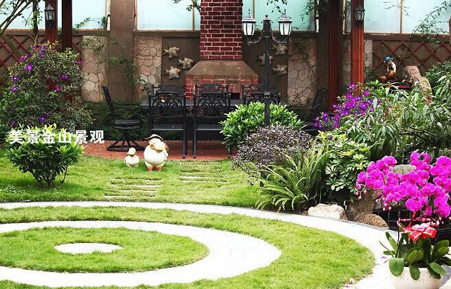 私家花園設計