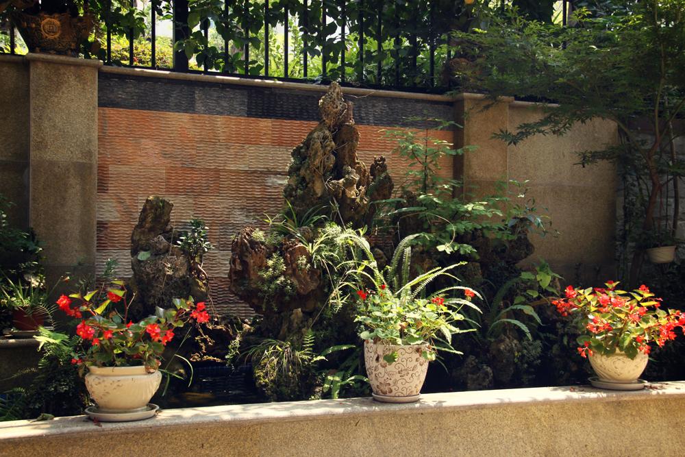 別墅私家花園設計