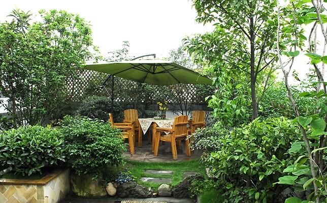 武汉私家花园