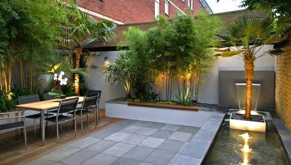 私家花园景观设计