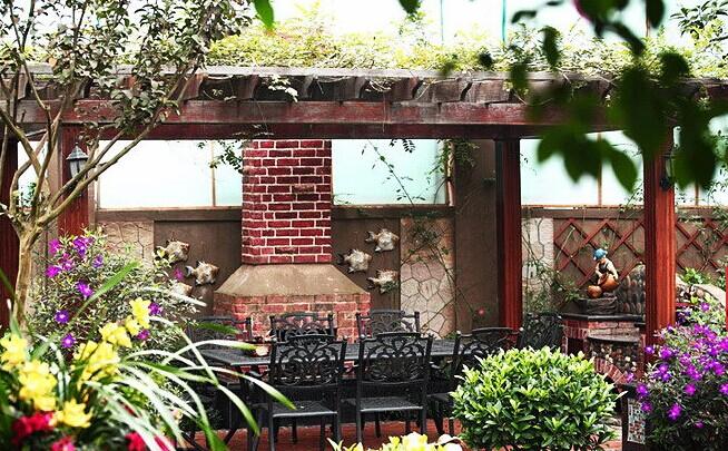 別墅庭院設計