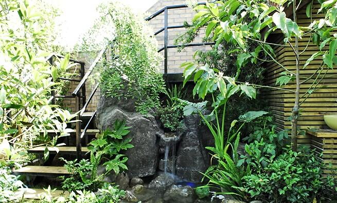 私家庭院花園設計