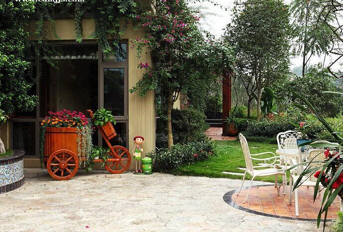 孝昌庭院景观设计